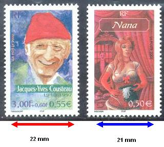 wiki timbres carnets mariannes 2001